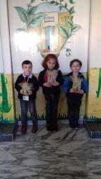 تكريم طلاب الصف الاول 20-11-19